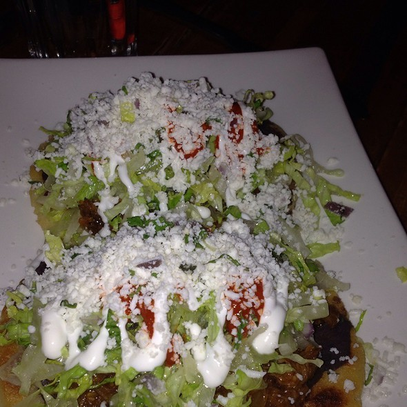Sopes - Papatzul, New York, NY