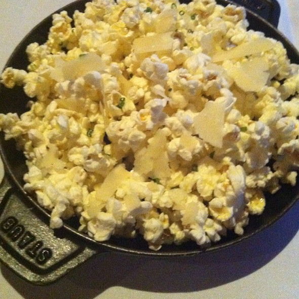 Truffle Popcorn - Luma on Park, Winter Park, FL