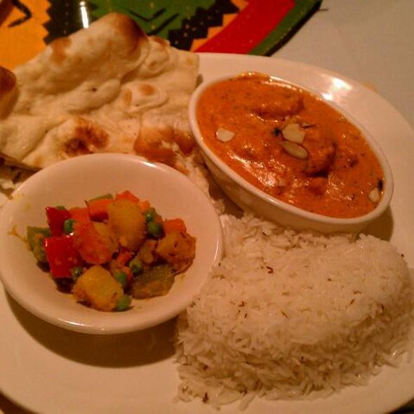 Chicken Makhani - Shalimar Restaurant, Ann Arbor, MI