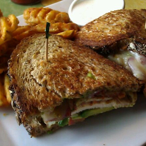 Grilled Chicken Sandwich with Bacon and Avocado - Home Restaurant - Silver Lake, Los Angeles, CA