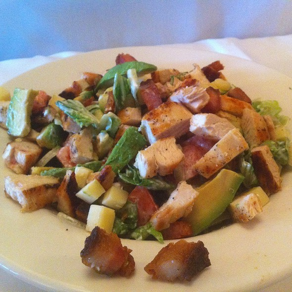 Ranchers Club Salad - Jake's Steakhouse, Bronx, NY