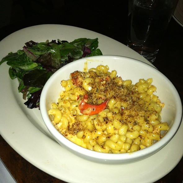 Lobster Mac And Cheese - Scollay Square, Boston, MA