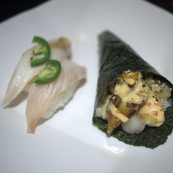 Hand Roll - Sushi 88 & Ramen, Mountain View, CA