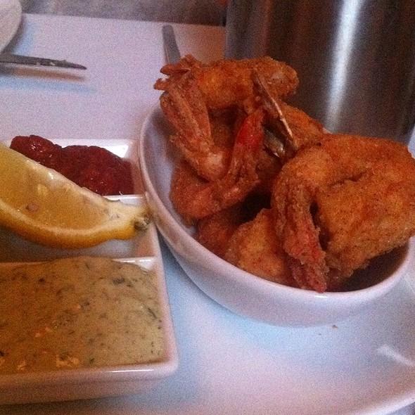 Fried Shrimp With Dill Tarter Sauce - Breakwater Restaurant & Bar - Beaufort, Beaufort, SC