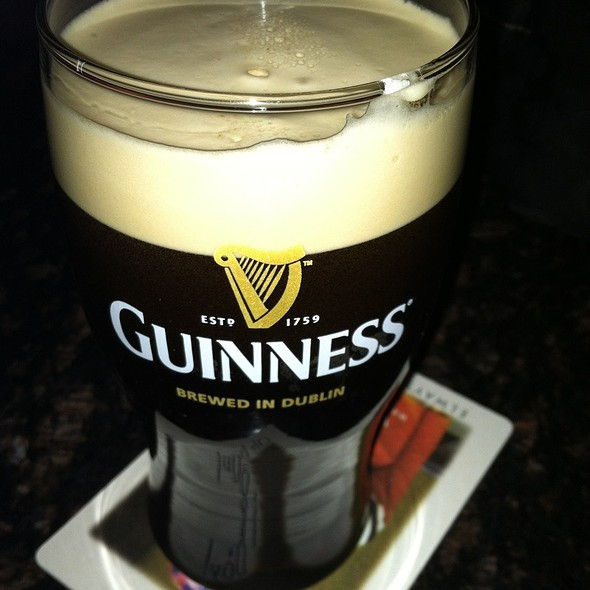 Guiness - Elway's Cherry Creek, Denver, CO
