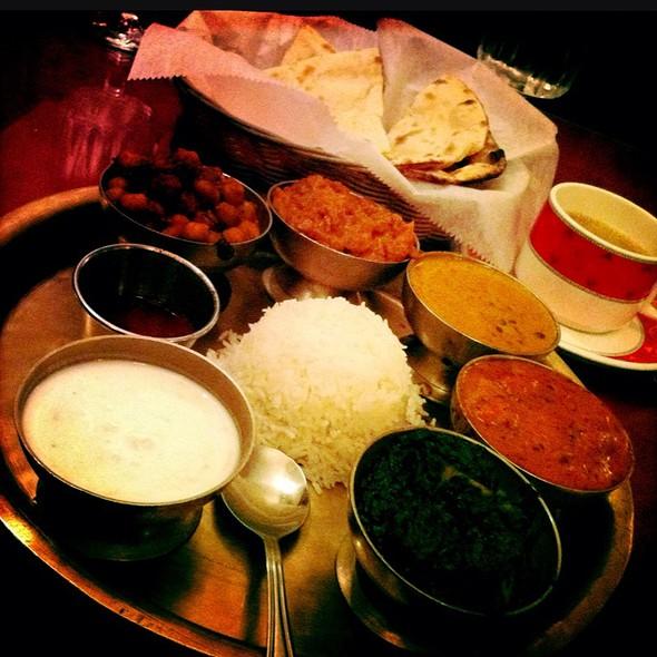 Thali Indian Restaurant West Hartford