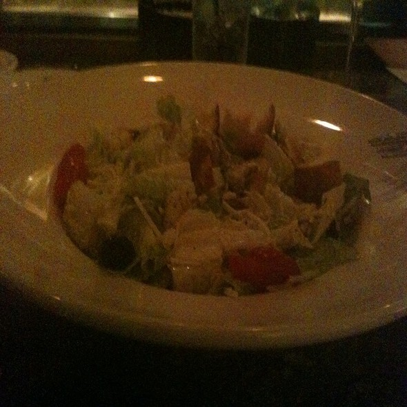 Cesar Salad - Port Land Grille, Wilmington, NC