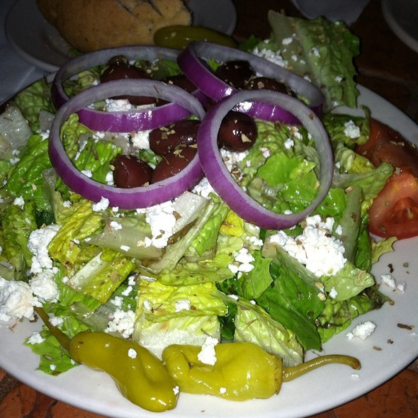 Greek Salad - Zia Marie, Virginia Beach, VA