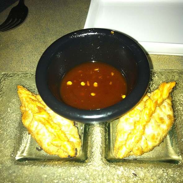 Shrimp Potstickers - union : asian supper club, Delray Beach, FL