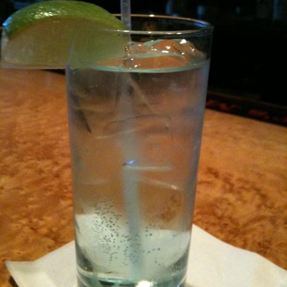 gin and tonic - New Heights, Washington, DC