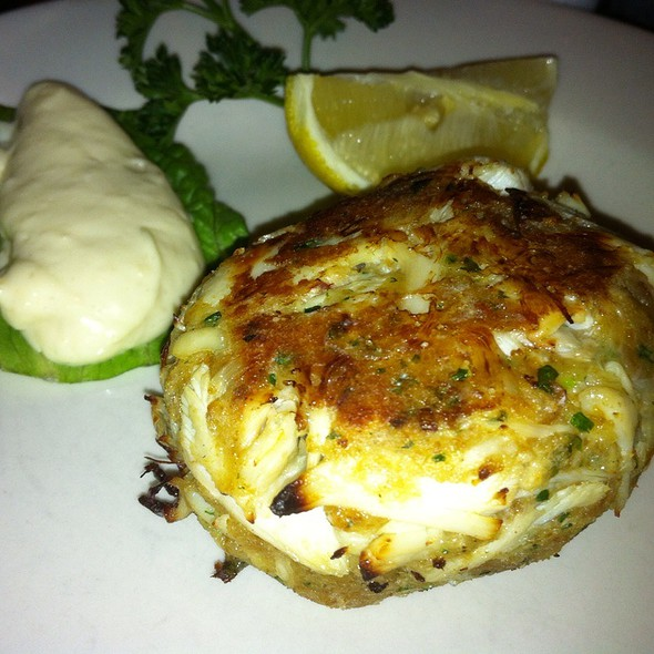 Lump Crab Cake - Morton's The Steakhouse - Chicago - The Original, Chicago, IL