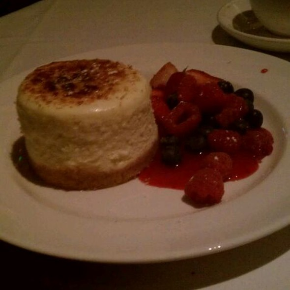 Cheesecake - The Capital Grille - Palm Beach Gardens, Palm Beach Gardens, FL