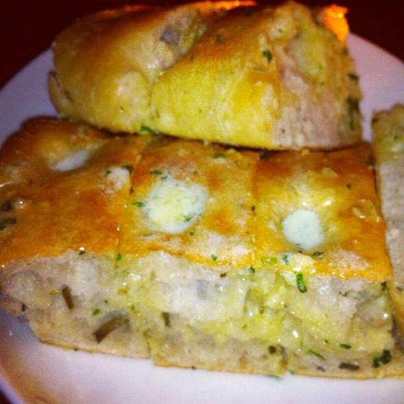 Truffle Garlic Ciabatta - Horatio's, San Leandro, CA