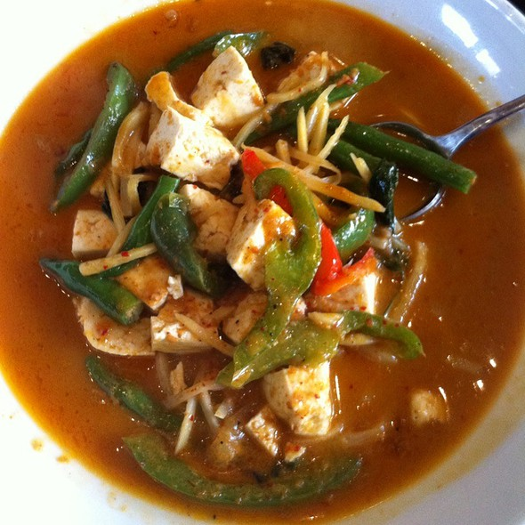 Tofu Red Curry - Spice - Upper West Side, New York, NY