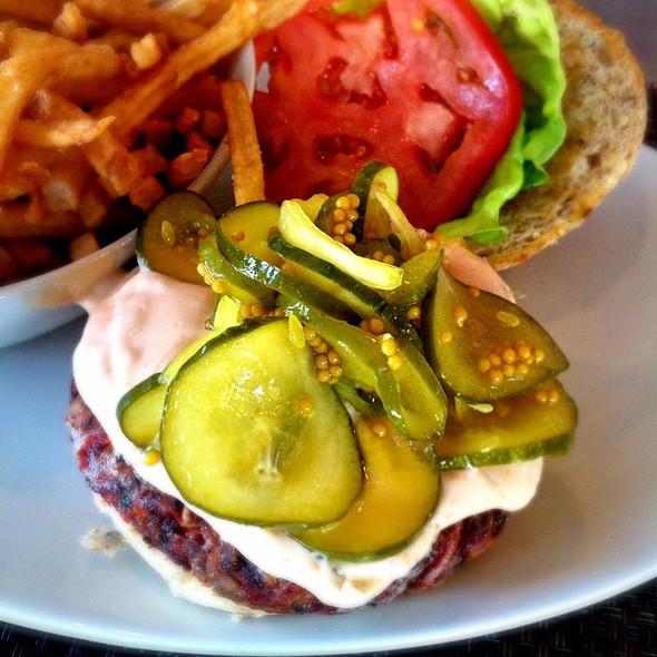 Veggie Burger - 5 Napkin Burger - Upper West Side, New York, NY