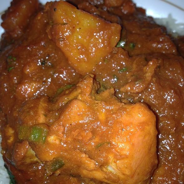 chicken vindaloo - Indian Delhi Palace, Phoenix, AZ
