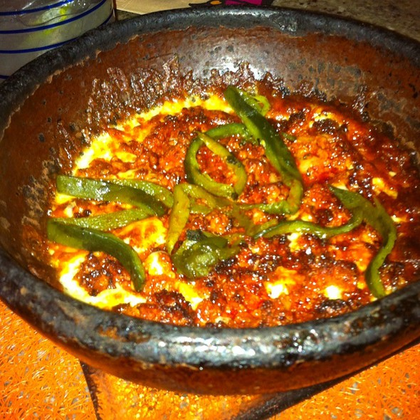 Queso Fundido con Chorizo - Oyamel, Washington, DC