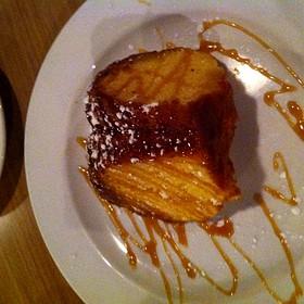 rum cake - Rockafeller's Restaurant, Virginia Beach, VA