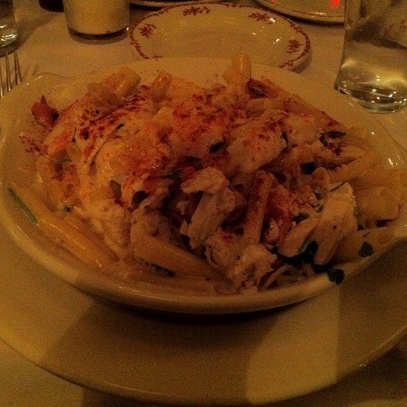 Maggiano's Little Italy Menu - Bellevue, WA - Foodspotting