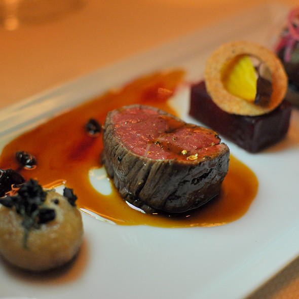 Duo Of Beef - Daniel - Lounge Seating, New York, NY