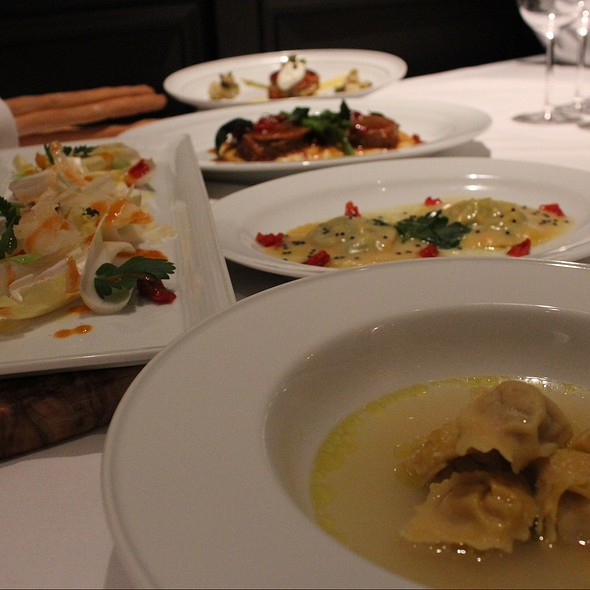 Discover Italy Tasting - Lupo by Wolfgang Puck, Las Vegas, NV