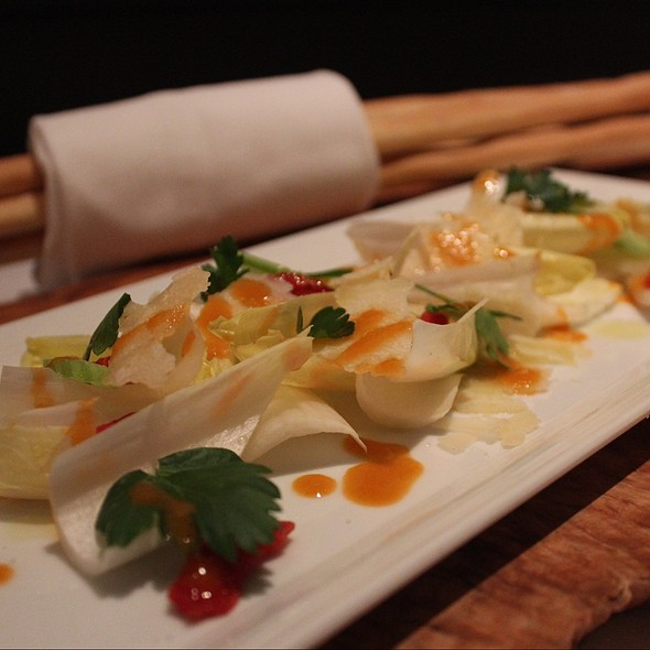 Endive and Celery Salad - Lupo by Wolfgang Puck, Las Vegas, NV