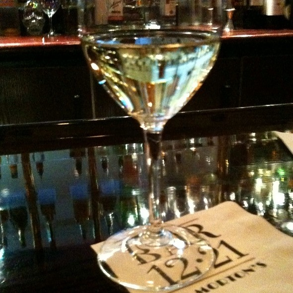 Butterfield Chardonnay - Morton's The Steakhouse - Toronto, Toronto, ON