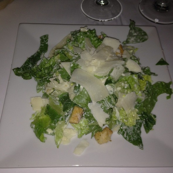 Caesar Salad - The Crooked Knife, New York, NY