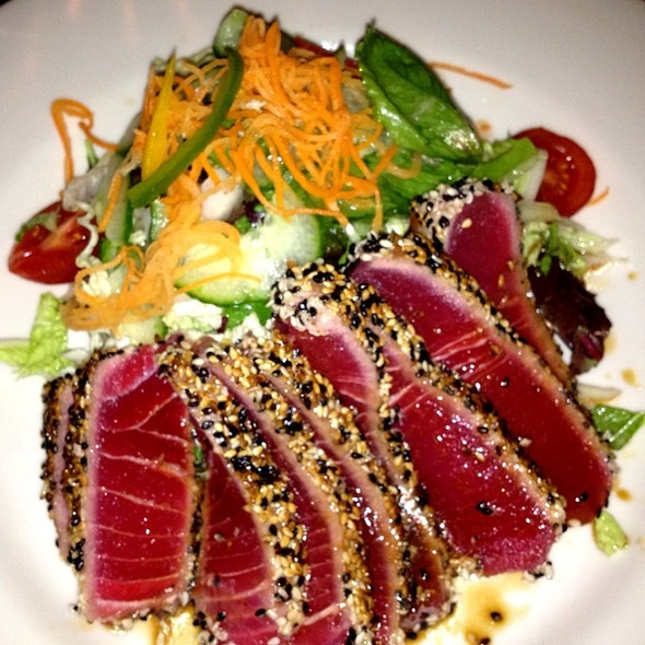 Seared Ahi Tuna - Heartland Brewery Chophouse, New York, NY