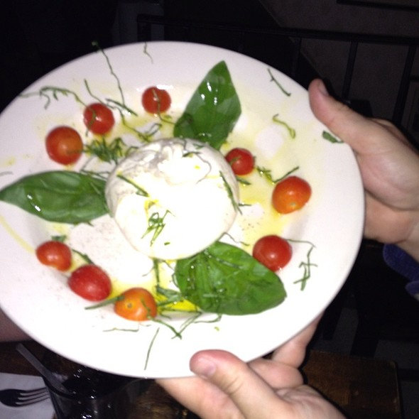 Burrata - Max - Tribeca, New York, NY