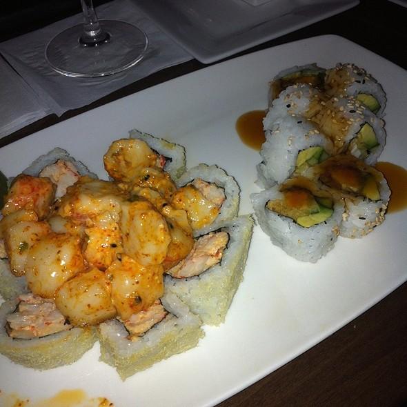 Tempura Chicken & Spicy Lobster - Seito Sushi, Orlando, FL