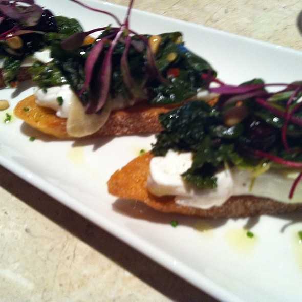 Burrata Cheese Crostini - Jack Rabbit Moon - Incline Village, Incline Village, NV