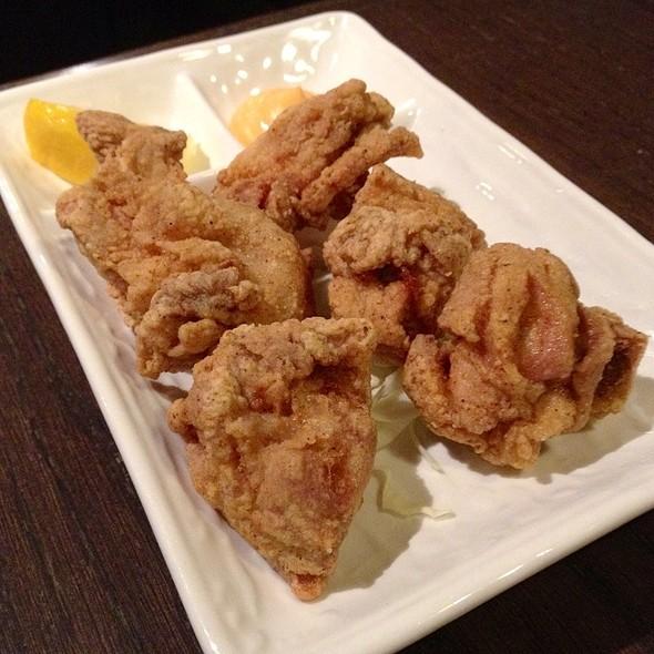 Fried Chicken Karaage - Gyu-Kaku - Vancouver, Vancouver, BC