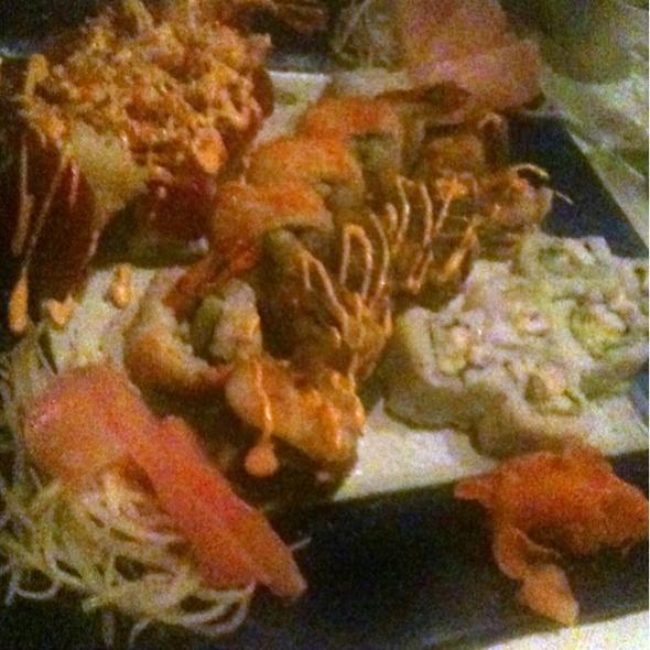 Sushi - Ten Prime Steak & Sushi - Providence, Providence, RI