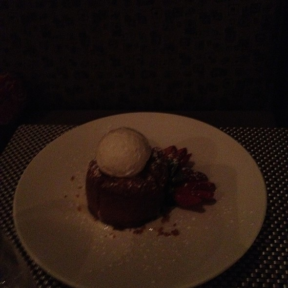 Bananas Foster Bread Pudding - Brandywine Prime, Chadds Ford, PA