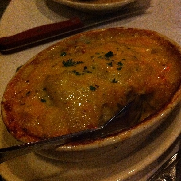 Twice Baked Scalloped Potatoes - Morton's The Steakhouse - Naperville, Naperville, IL