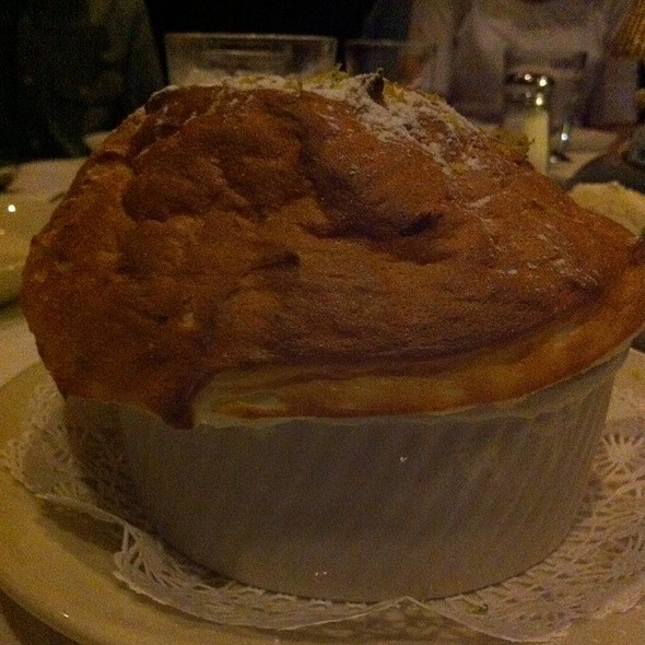 Lemon Souffle - Morton's The Steakhouse - Naperville, Naperville, IL