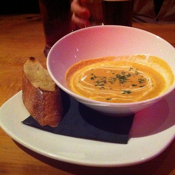 Lobster Bisque - Prestons Restaurant + Lounge, Vancouver, BC
