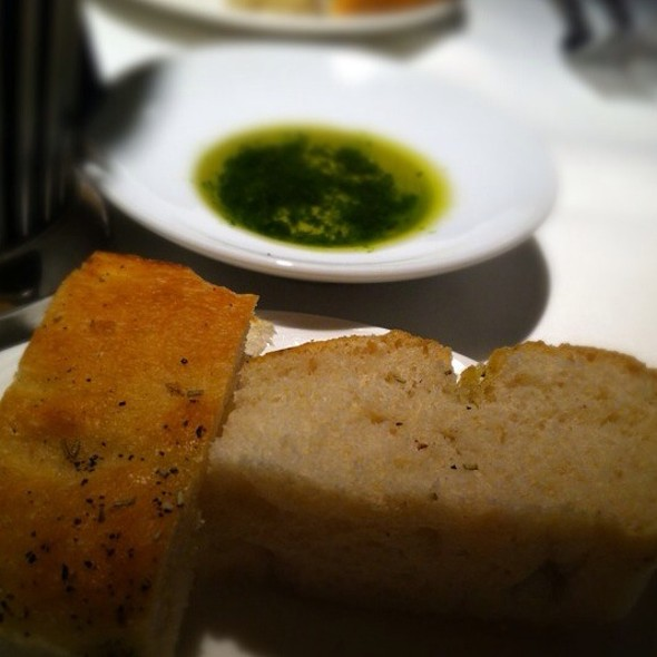 Bread & Rosemary Olive Oil - Andiamo Warren, Warren, MI