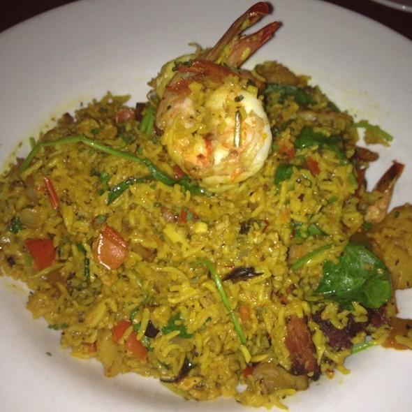 Seafood Paella - Tempo, Waltham, MA