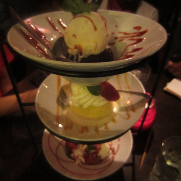Dessert - Malaga Tapas and Bar, Austin, TX