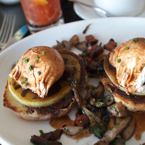 Eggs Meurette - Artisan, Southport, CT