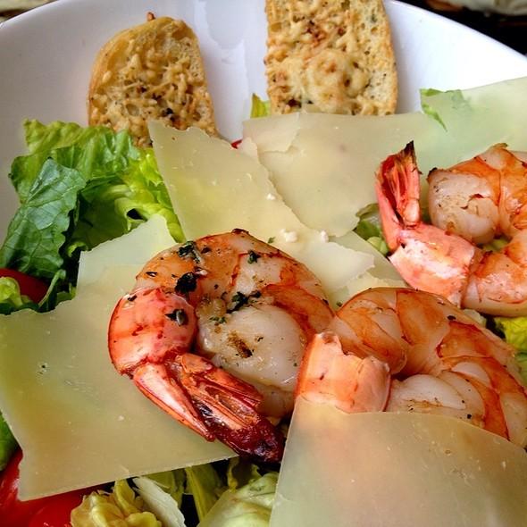 Classic Caesar Salad - NOE GRILL at the Omni Houston Hotel, Houston, TX