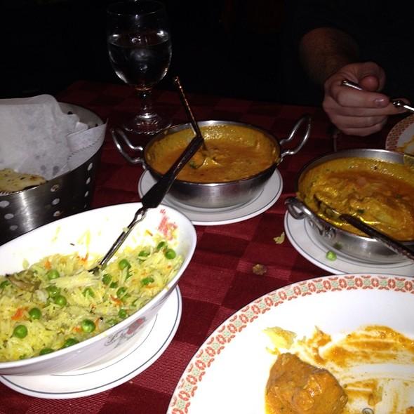 The Indian Garden Chicago Restaurant Chicago Il Opentable