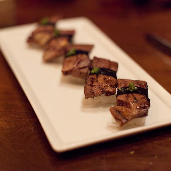 Beef Tongue - Uchiko, Austin, TX