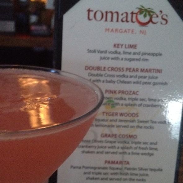Pink Prozac - Tomatoes, Margate, NJ
