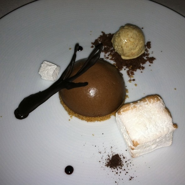 s'mores - The Oakroom, Louisville, KY