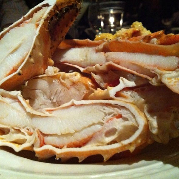 King Crab Legs - Chamberlain's Fish Market Grill, Addison, TX
