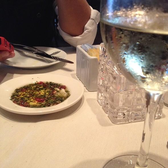 Pinot Grigio - Mia Bella Trattoria - Green Street, Houston, TX