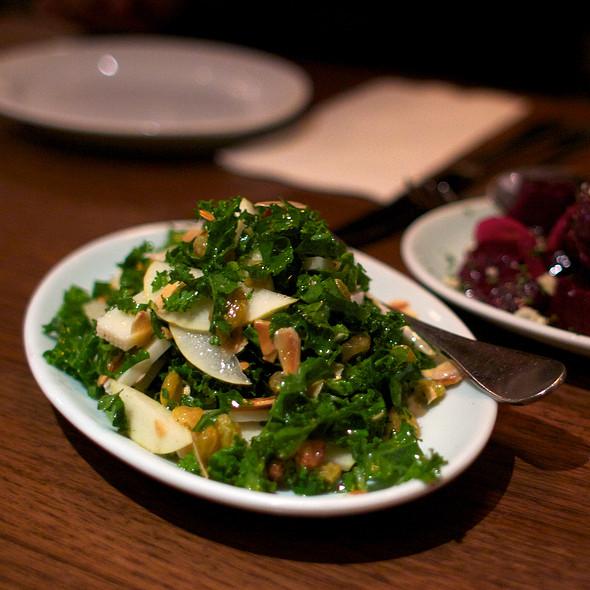Kale Salad - Brindle Room, New York, NY